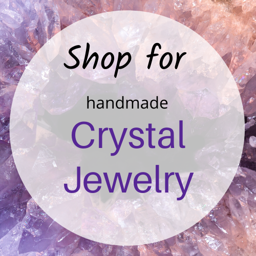 Chakra Balancing and healing with crystal jewelry