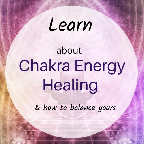 chakra healing and balancing