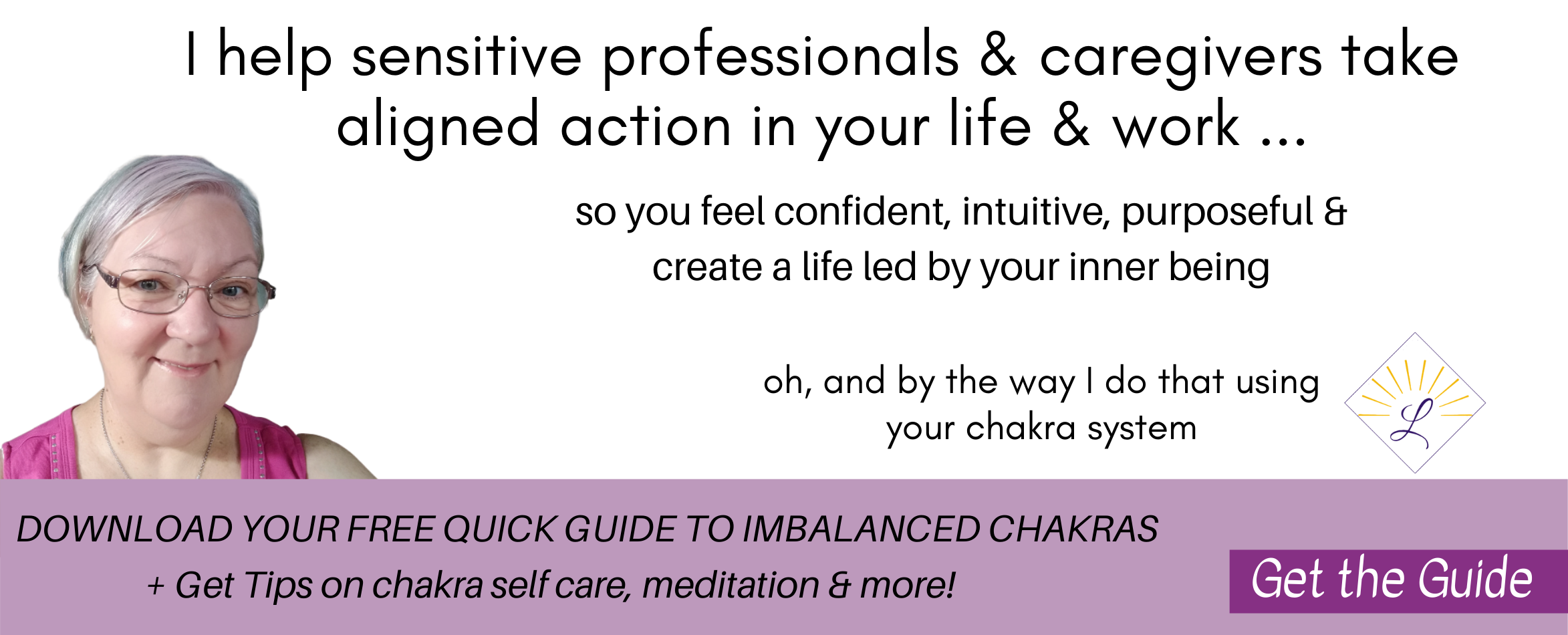 chakra balancing and healing for sensitive women and caregivers, intuitive guidance, meditation, reset your energy