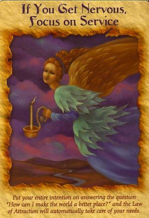 Angel Therapy Oracle Feathers