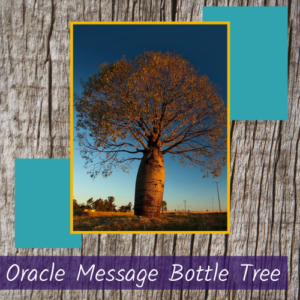 Earth Magic Bottle Tree Message