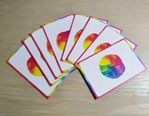 colour essence reading