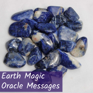 Earth Magic Oracle Message