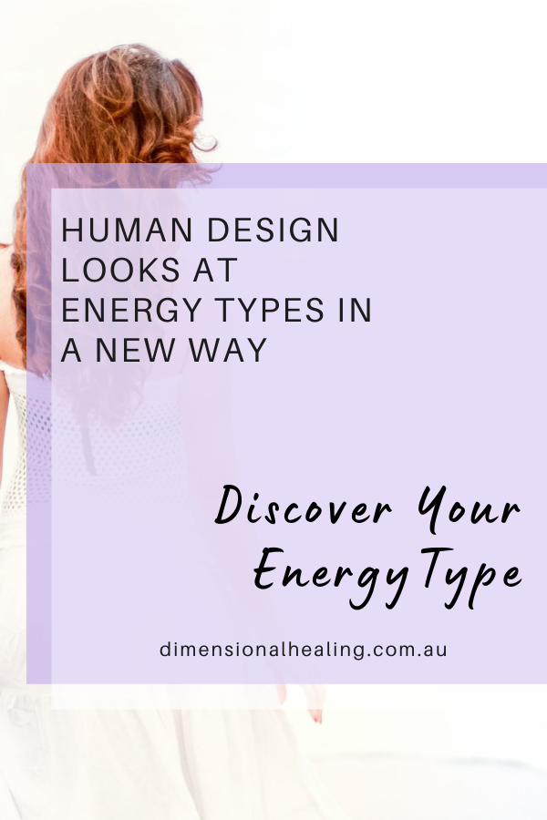 discover your human design energy type