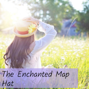 Enchanted Map Oracle Hat Message