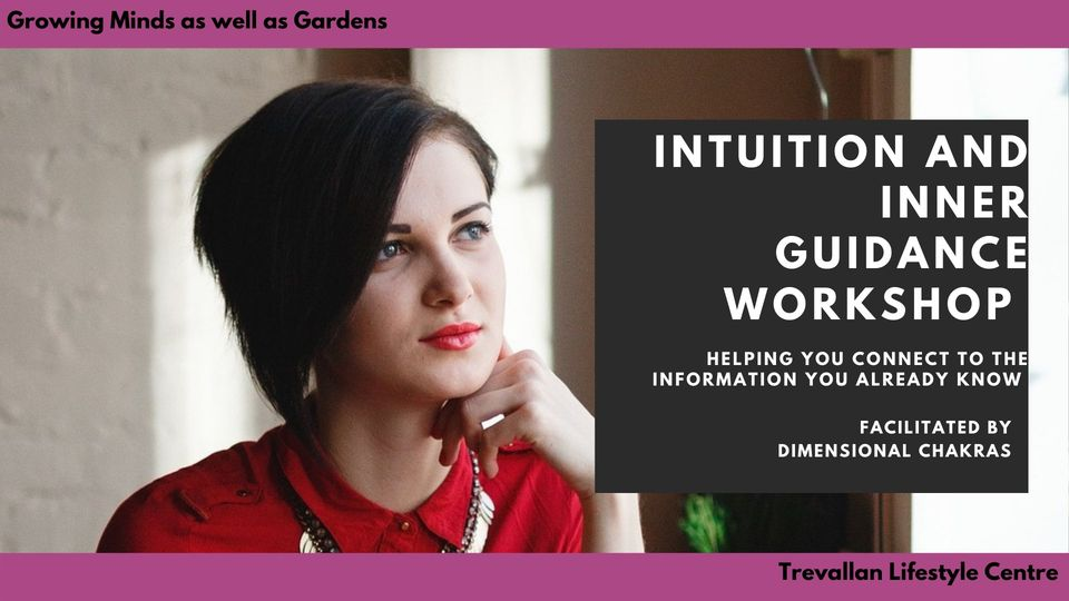 Lady looking thoughtful about the Intuition and inner guidance workshop at Trevallan