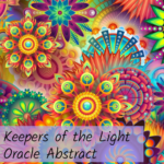 Keepers of the Light Abstract Message