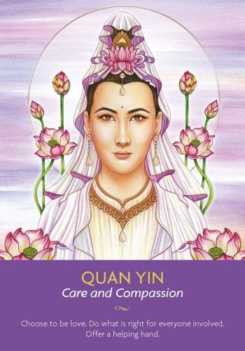 keeper of the light messages Quan Yin