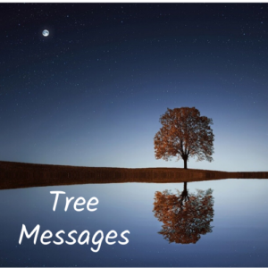 Tree messages from your inner self