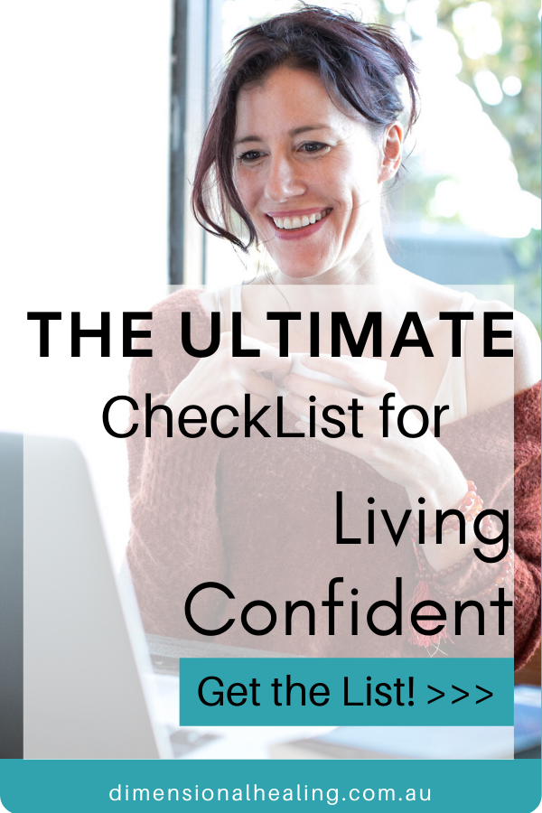 Ultimate Checklist for Living Confident