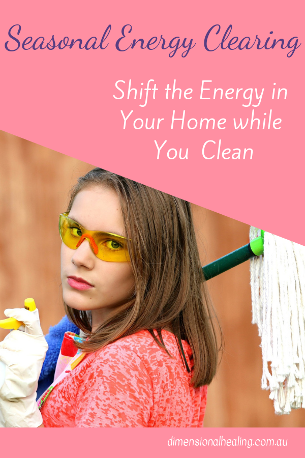Cleansing and clearing your home