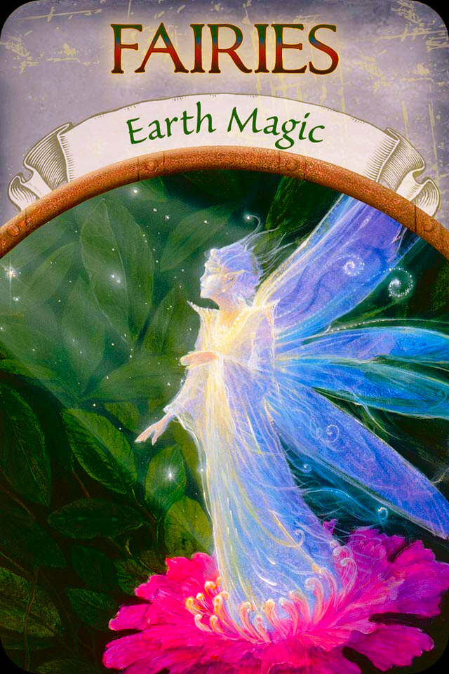 Earth Magic Bottle Tree Message