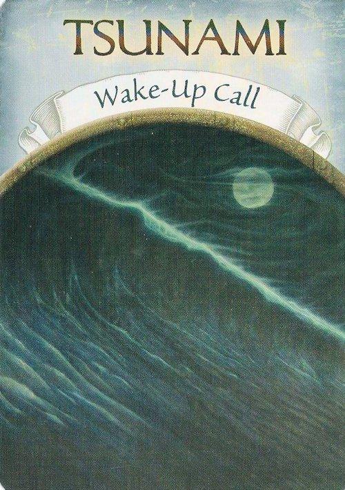 Earth Magic Oracle Ocean Message