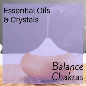 balance chakras