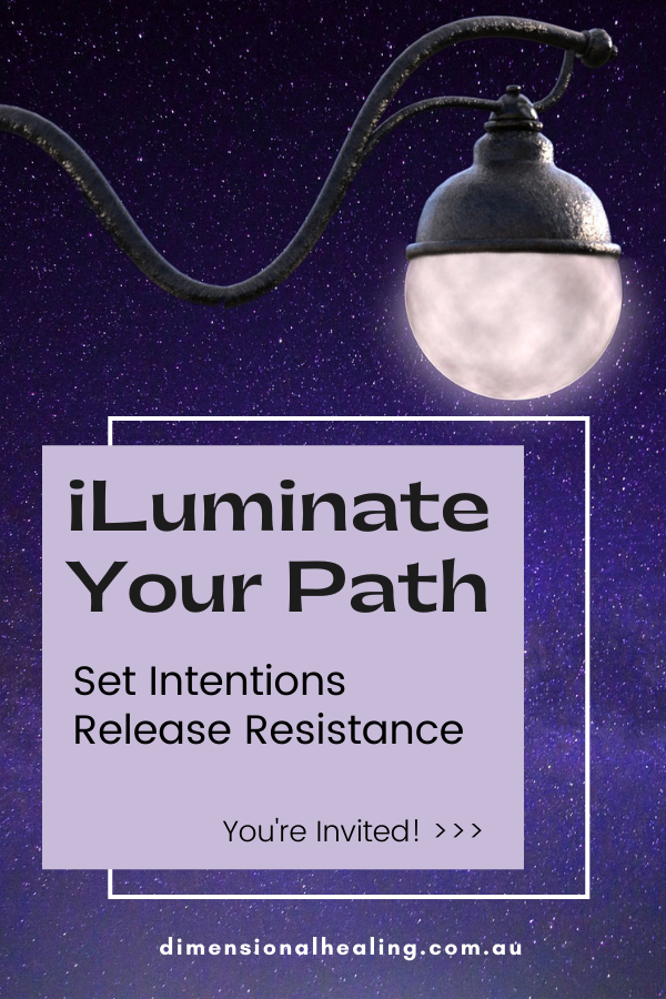 picture of lamp to iluminate your path to self healing