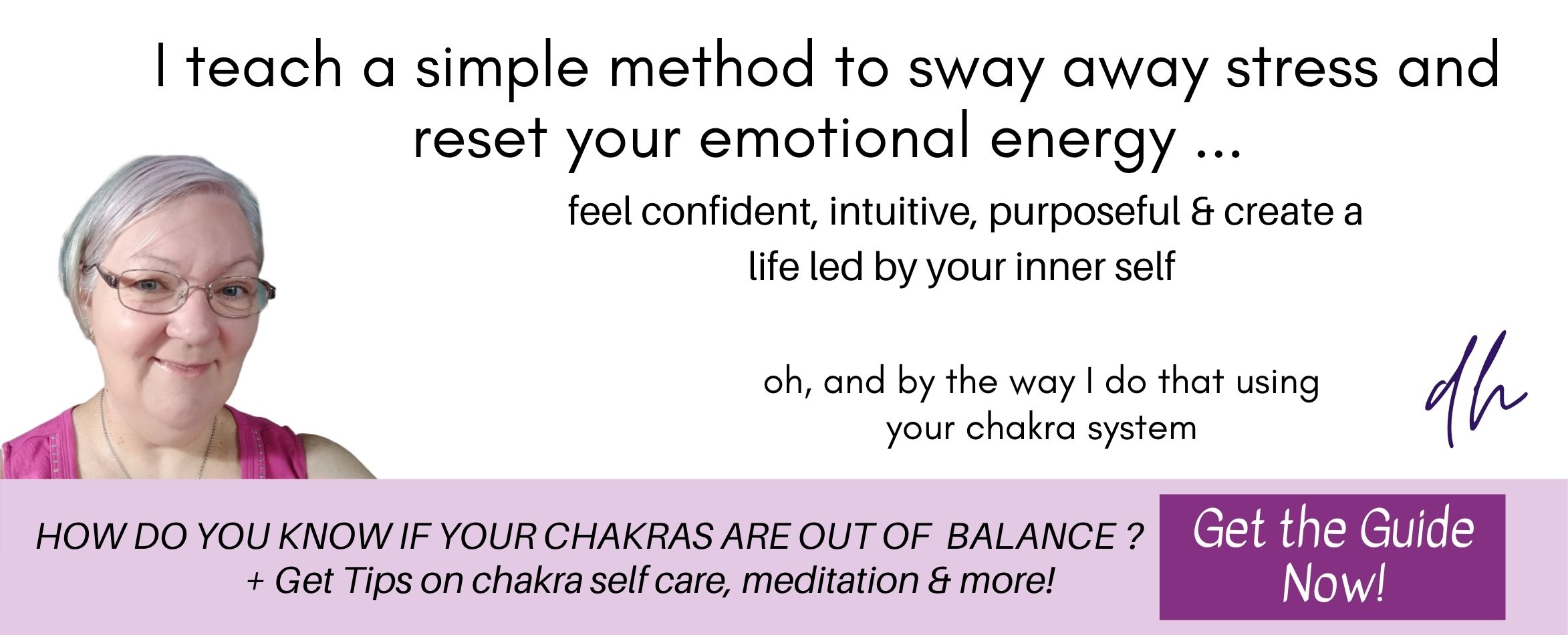 balanced chakras release stress naturally