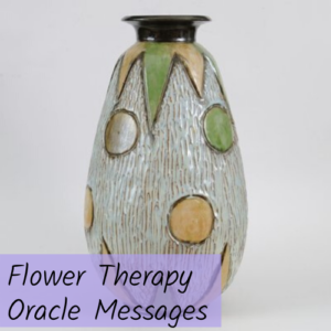 Which VASE contains your Flower Therapy Oracle Message