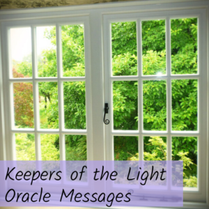 Keepers of the Light Oracle Window
