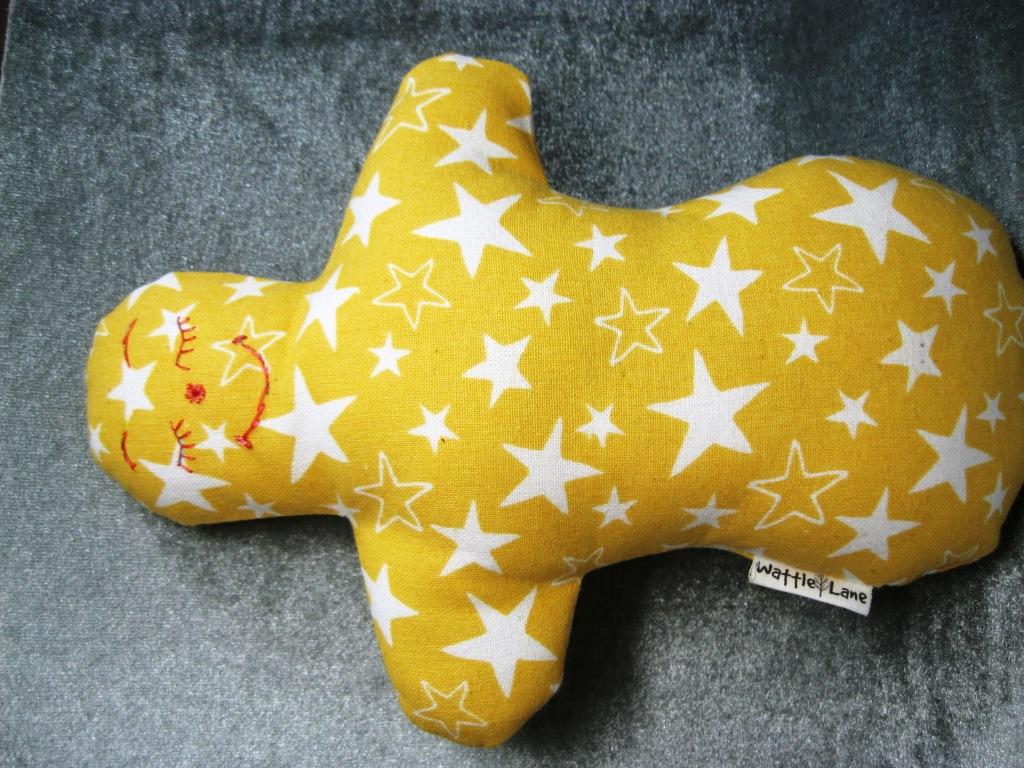 yellow stars 2